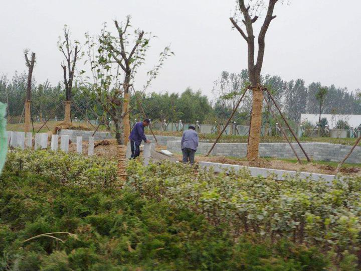 园林工程施工